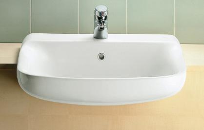 Beltrame forniture idro termo sanitarie arredo - Lavabo bagno semincasso ...